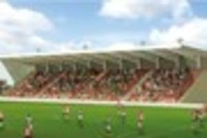 exeter city: st james's forum using club's future as collateral...