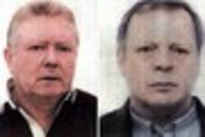 Killers who buried family in Devon named as suspects in unsolved...