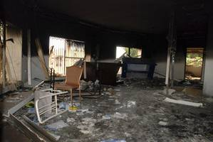 u.s. military was slow in reacting to benghazi attack: report