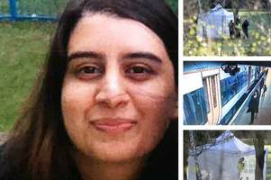 new clue in murder riddle of tragic librarian saima ahmed as police examine possible sighting on beach