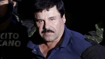 el chapo: mexico judge halts extradition to us