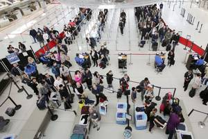 Unattended Bag Causes Brief Kennedy Airport Terminal Closure