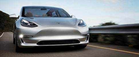 leaked specs suggest the tesla model 3 will be packing tons of power
