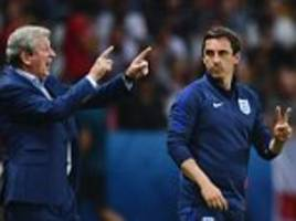 frank lampard, steven gerrard and rio ferdinand on fa shortlist to replace gary neville in england's next coaching team