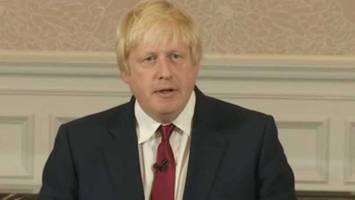 In Shocking Move, Boris Johnson Says He Won't Run For UK Prime Minister, Tory Leader: Sterling Spikes