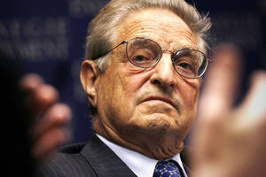 soros: brexit has unleashed a financial crisis similar to 2008