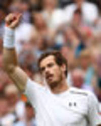 Andy Murray coasts into the third round of Wimbledon with win over Yen-Hsun Lu