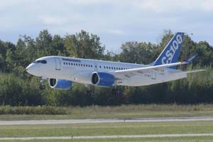Bombardier Clears Milestone: CSeries Finally Delivered to Swiss Air Lines
