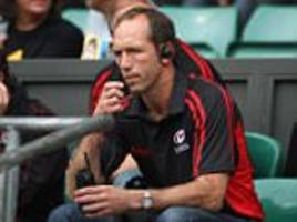 london irish appoint former saracens chief brendan venter as new technical director as they bid for an instant premiership return