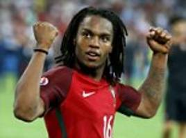 manchester united left to rue another failed transfer as portugal prodigy renato sanches shines in victory against poland