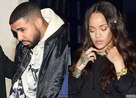 Drake Says His Heart's Broken by Rihanna as They Spark New Dating Rumor in London