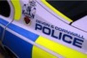 A39 partially blocked due to single-car incident