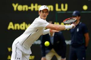 Andy Murray desperate to head home to Dunblane to celebrate Grand Slam success once again