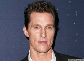 Matthew McConaughey Could Be Your Teacher. Actor Is Going to Teach at University of Texas