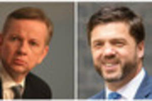 michael gove and stephen crabb backed by bristol's tory mps