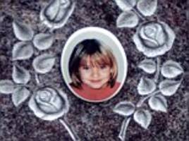 remains of missing nine-year-old girl considered 'the german madeleine mccann' who vanished in 2001 are found in woodlands near home