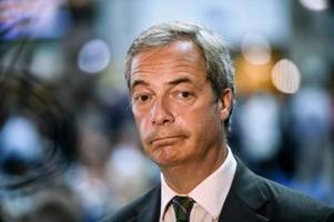 A week of resignations: UKIP leader Farage quits