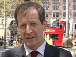 alastair campbell's says chilcot report clears him over 'dodgy dossier'
