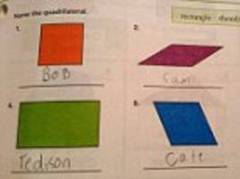 hilarious answers children give to exam questions