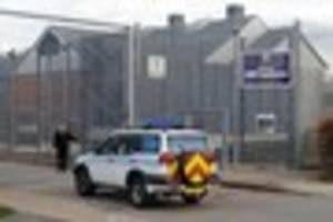 kilo of 'legal highs' seized at lindholme prison