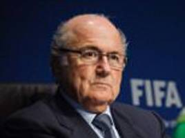 sepp blatter set to appeal against his six-year ban from football on august 25