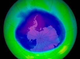 Is the Ozone Layer healing itself?