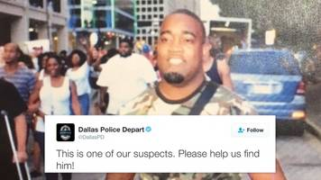 man labeled dallas shooting suspect says he had nothing to do with it