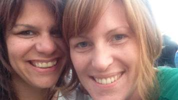 gay marriage vote: the couple hoping to marry in church