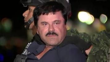 today in fake news: el chapo escapes for a third time