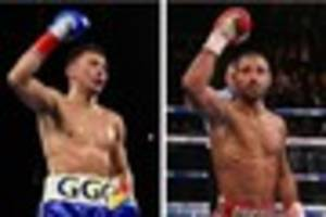 gennady golovkin v kell brook: grimsby boxer hooper set to fight...