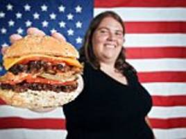 'obesity is a brain disease': western diet of sweet fatty junk food 'makes you forget to stop eating - even when you're full'