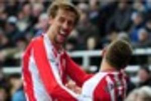 Stoke City transfer gossip: Peter Crouch heading for re-union...