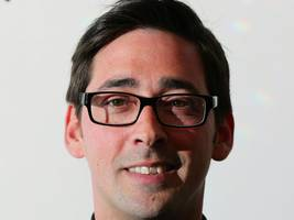 radio presenter colin murray has quit talksport because it was acquired by rupert murdoch (nwsa)