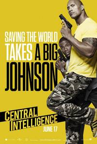 MOVIE REVIEW: Central Intelligence