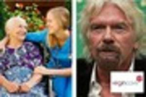 virgin care through to next stage in bid for £500m...