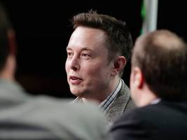 elon musk says a tesla model x that crashed in pennsylvania was not operating on autopilot.