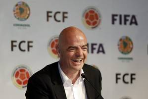 fifa president gianni infantino to be interviewed by ethics committee