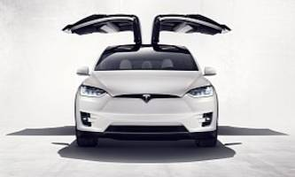 the tesla model x that rolled over in pennsylvania didn't have autopilot on