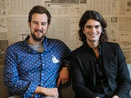 wework, welive, what's next? find out from the wework founders at ignition 2016