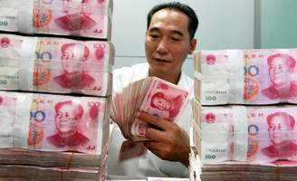 how did china's gdp beat? by shoveling a stunning amount of cash into the economy