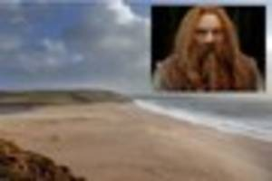 lord of the rings actor to star in porthleven film ellston bay
