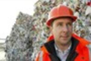 waste site plan to take 195,000 tonnes of extra rubbish and...