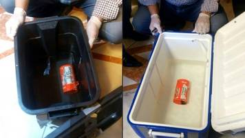 egyptair crash: on-board recording discusses fire