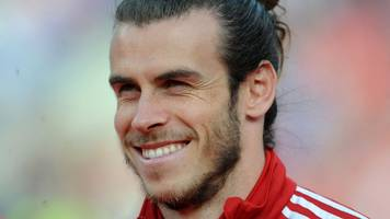 Gareth Bale: Wales and Real Madrid star gets engaged