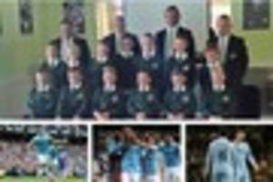plymouth primary schools football team in premier league national...