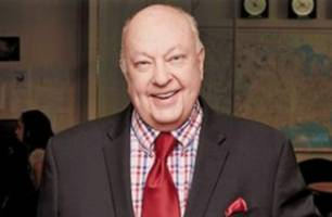 report: roger ailes out at fox news