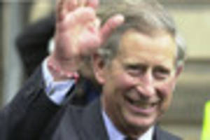 Look busy! The boss is coming. Prince Charles and Camilla coming...