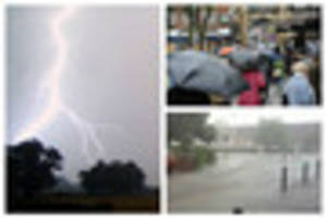 lincolnshire braced for severe thunderstorms and flash flooding