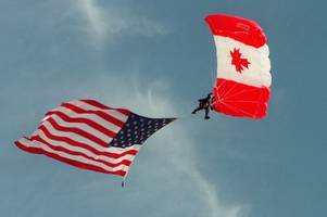 is britain about to become a canada besides a united states of europe?