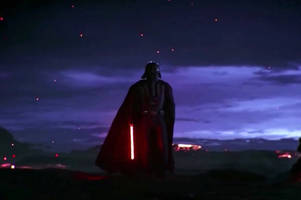 industrial light & magic is working on a darth vader vr experience